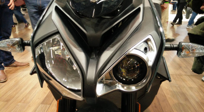 Preview on upcomming attractions: BMW S1000R.