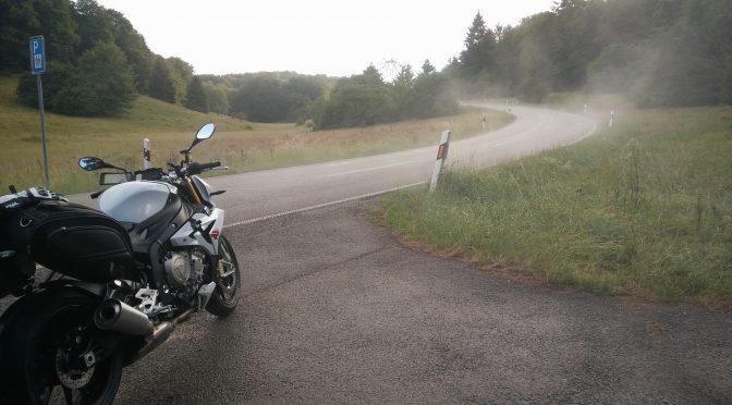 Los geht's #letourdesgrandesalpes Motorradtour.