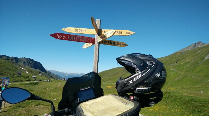 Tag 5, Pässe, Landschaft, Hang-Off und Schotter #LeTourDesGrandesAlpes