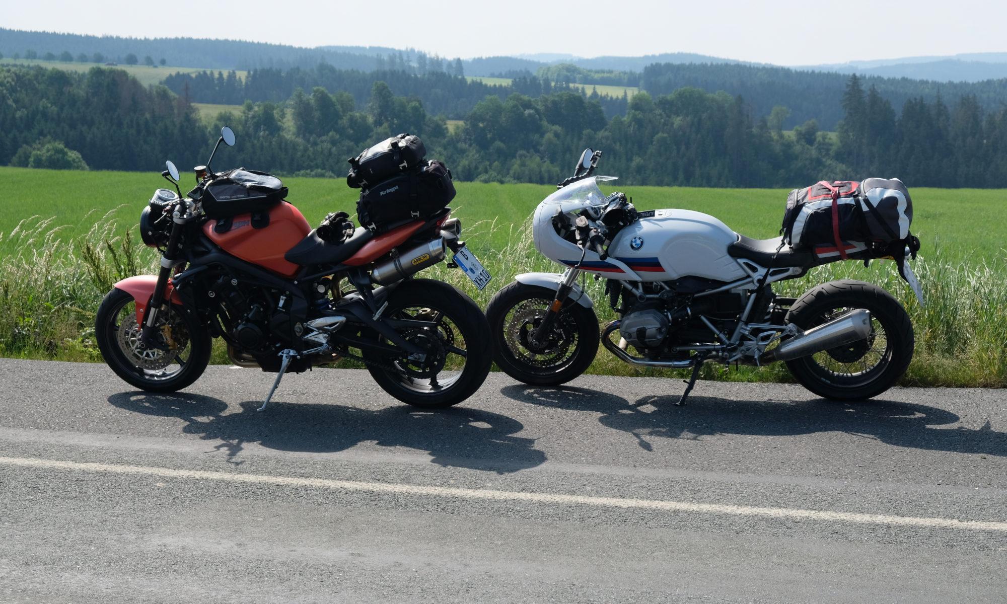 SpeedTriple und Racer