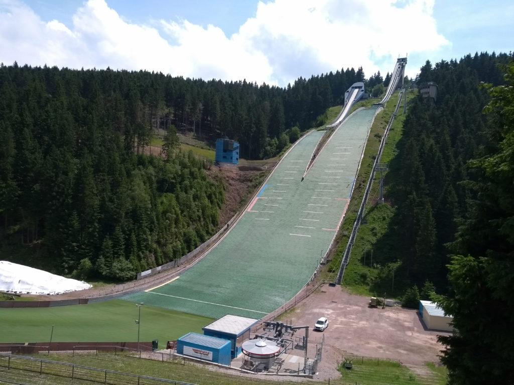 Skisprungsschanze Oberhof