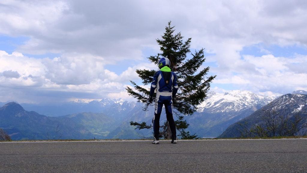 Ausblick ins Salzburger Land